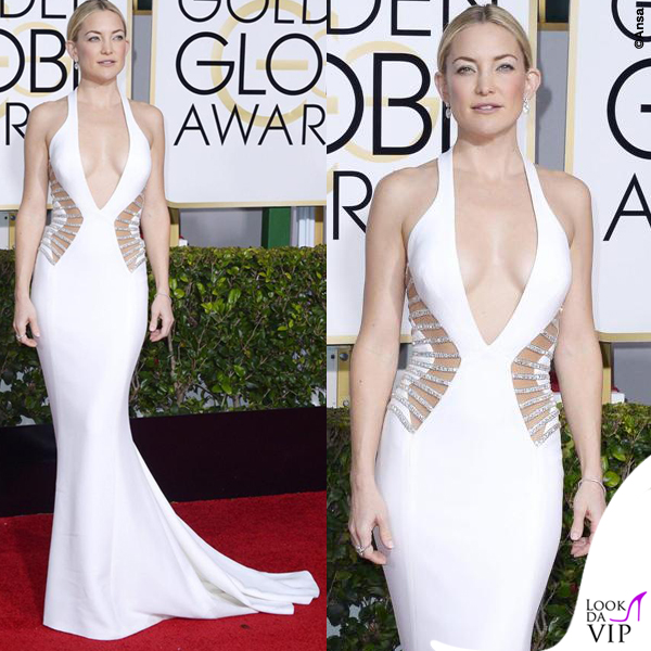 Golden Globe 2015 Kate Hudson abito Versace 4