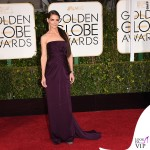 Golden Globe 2015 Katie Holmes abito Marchesa 2