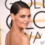 Golden Globe 2015 Katie Holmes abito Marchesa 3