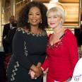 Golden Globe 2015 Oprah Winfrey abito Jenny Packham Helen Mirren abito Dolce & Gabbana