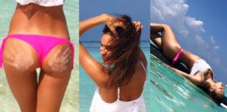 Irina Shayk Birthday bikini