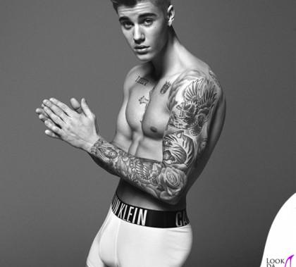 Justin Bieber testimonial Calvin Klein 4