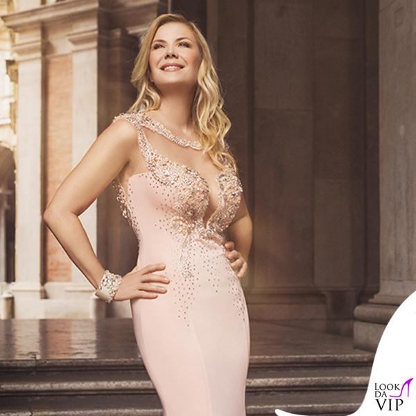 Katherine Kelly Lang abito Impero Couture 2
