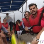 L'Isola dei Famosi prima puntata naufraghi 2