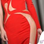 PFW sfilata Versace Eva Herzigova 3