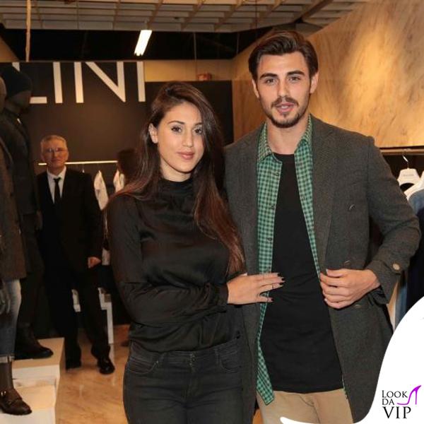 Pitti 2015 Cecilia Rodriguez Francesco Monte Aglini 2
