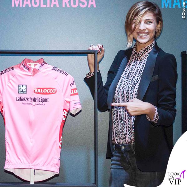 Pitti 2015 Cristina Chiabotto Gazzetta dello Sport 2