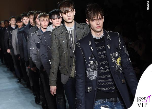 Fashion Men's Fall/Winter 2015-2016: Diesel