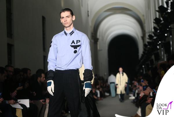 Milan Fashion Week: Andrea Pompilio