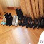 Anna Tatangelo Sanremo scarpe Le Silla Dr. Martens 2