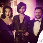 Conchita Wurst Sidaction Gala Dinner abito Jean Paul Gaultier 6