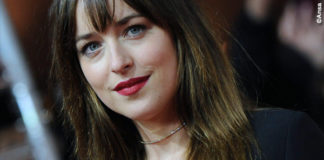 Dakota Johnson Festival di Berlino abito Christian Dior