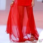 Ilary Blasi Le Iene abito Mario Dice per Zuhair Murad sandali Le Silla 8