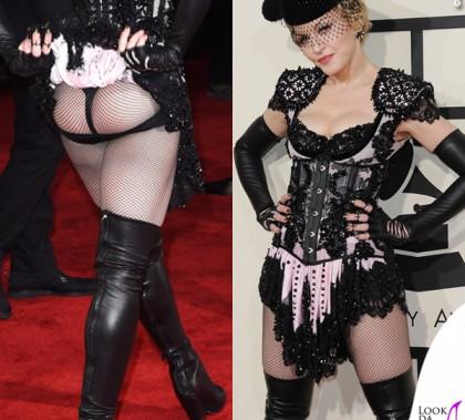 Madonna Grammy Awards total Givenchy