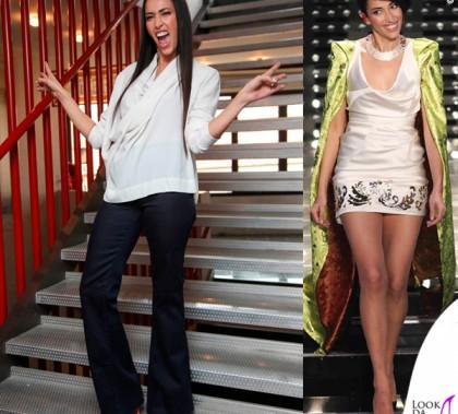 Nina Zilli camicia Vivienne Westwood jeans JBrand scarpe Sergio Rossi 6