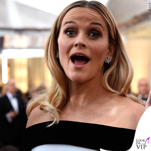 Oscar 2015 Reese Witherspoon abito Tom Ford 3