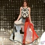 Sanremo 2015 2 serata Bianca Atzei abito Antonio Marras
