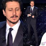 Sanremo 2015 3 serata Luca Bizzarri abito Giorgio Armani