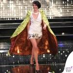 Sanremo 2015 3 serata Nina Zilli abito Vivienne Westwood