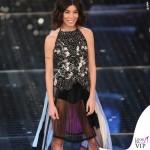 Sanremo 2015 4 serata Bianca Atzei abito Antonio Marras