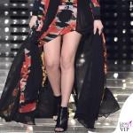 Sanremo 2015 5 serata Annalisa Scarrone abito Roberto Cavalli 4