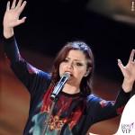 Sanremo 2015 5 serata Annalisa Scarrone abito Roberto Cavalli 6