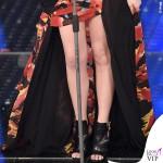 Sanremo 2015 5 serata Annalisa Scarrone abito Roberto Cavalli 9