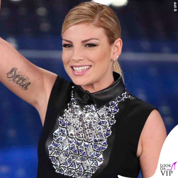Sanremo 2015 5 serata Emma Marrone