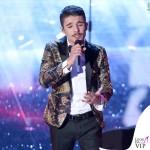 Sanremo 2015 5 serata Moreno giacca Dsquared2