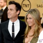 Screen Actors Guild Awards Justin Theroux Jennifer Aniston abito John Galliano collana Amrit 4