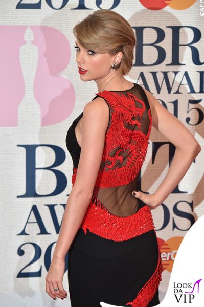 Taylor Swift veste Roberto Cavalli Atelier