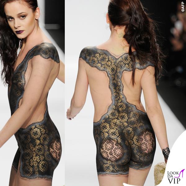 sfilata Michael Costello Art Hearts Fashion 2015 14