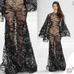 sfilata Michael Costello Art Hearts Fashion 2015 17