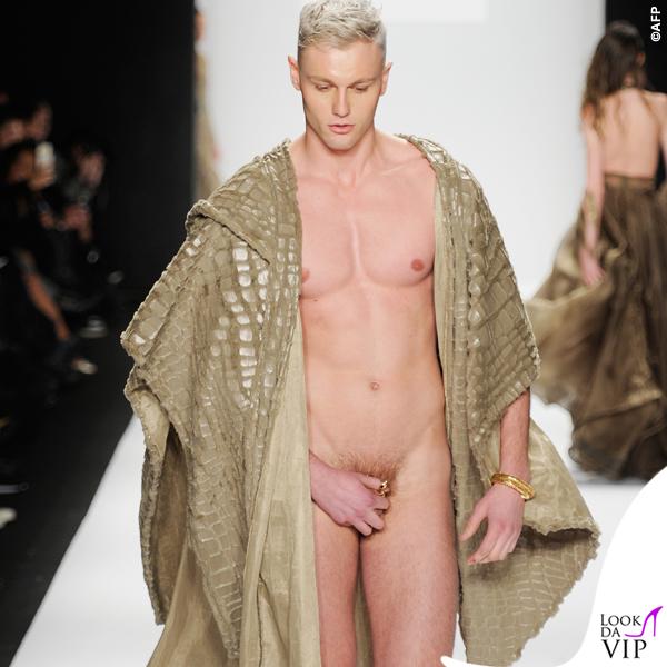 sfilata Michael Costello Art Hearts Fashion 2015 19