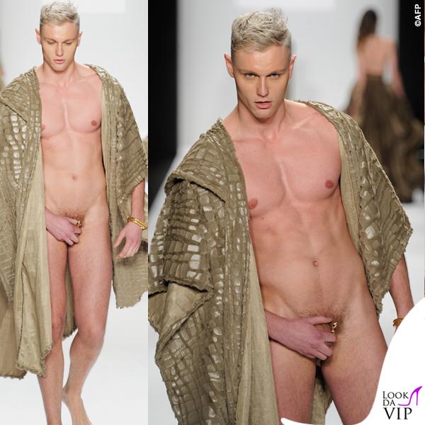 sfilata Michael Costello Art Hearts Fashion 2015 20