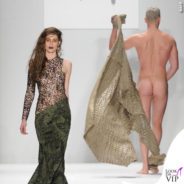 sfilata Michael Costello Art Hearts Fashion 2015 22