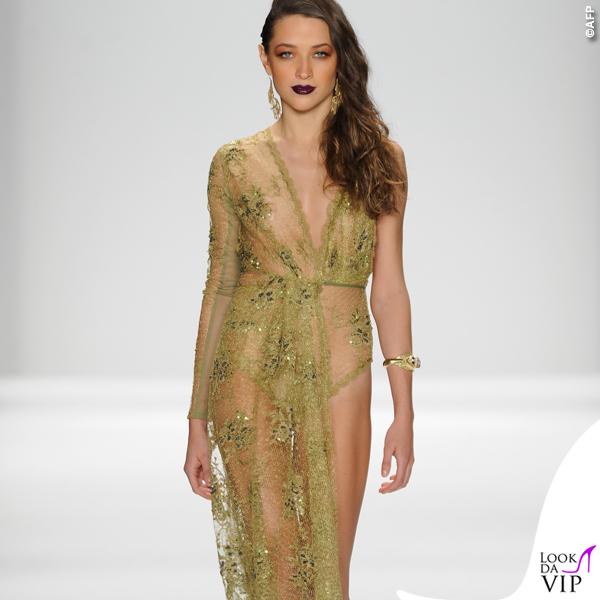 sfilata Michael Costello Art Hearts Fashion 2015 23