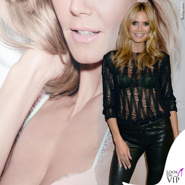 Heidi Klum Londra lingerie Heidi Klum Intimates 3