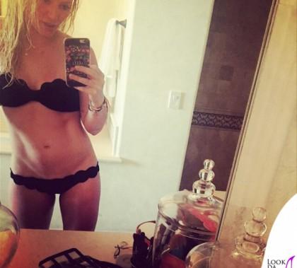 Hilary Duff bikini Marysia Swim