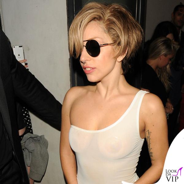 Lady Gaga hairstyle 4