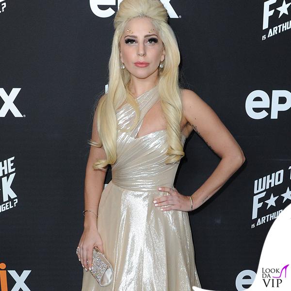 Lady Gaga hairstyle 8
