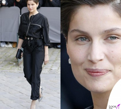 Laetitia Casta PFW sfilata Dior