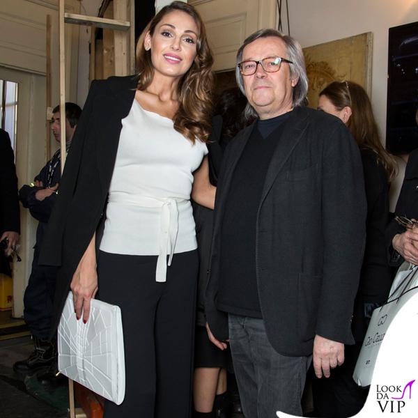 MFW Anna Tatangelo sfilata Cividini 2