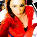 Sabrina Salerno selfie Facebook 3