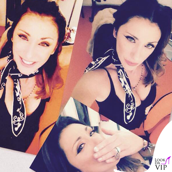 Sabrina Salerno selfie Facebook 4