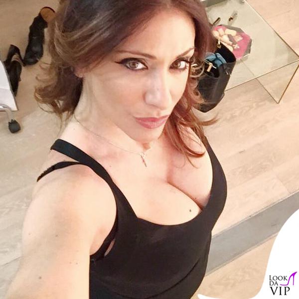 Sabrina Salerno selfie Facebook