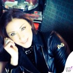 Sabrina Salerno selfie chiodo Ean 13 2