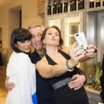 compleanno Ana Laura Ribas Domenico Zambelli Barbara D'Urso