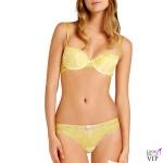 lingerie Heidi Klum Intimates giallo