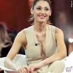 Anna Tatangelo Grand Hotel Chiambretti tuta Francesco Paolo Salerno 3